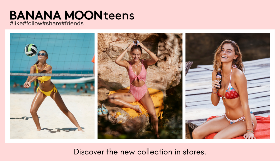 Banana Moon Teens Collection