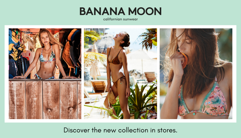 Banana Moon 2019 collection
